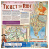 Ticket to Ride India & Switzerland