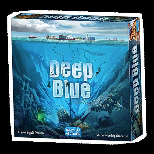Deep Blue társasjáték