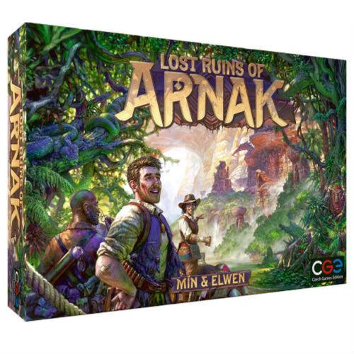 Lost Ruins of Arnak társasjáték
