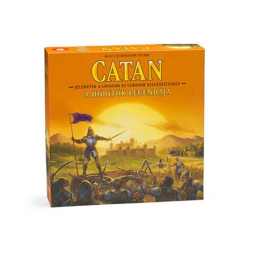Catan - A hódítók legendája társasjáték kiegészítő