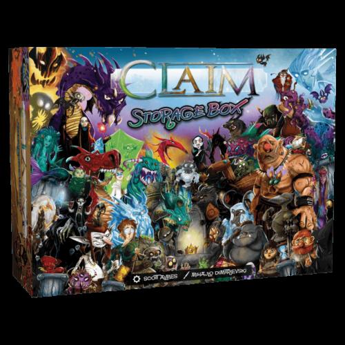 Claim: Storage Box (tárolódoboz Claim-hez)