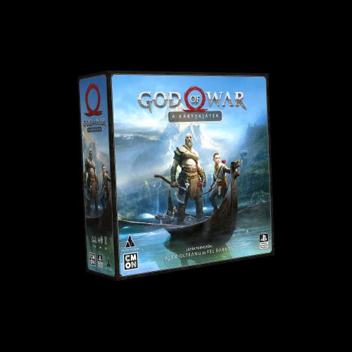 God of War kártyajáték