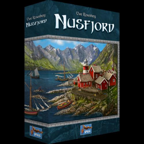 nusfjord társasjáték