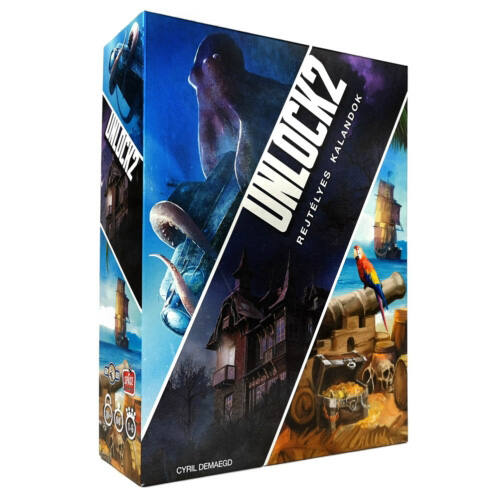 Unlock! 2 - Rejtélyes kalandok