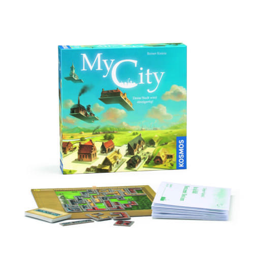My City társasjáték