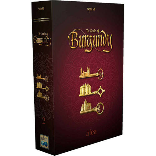 The Castles of Burgundy (2019)