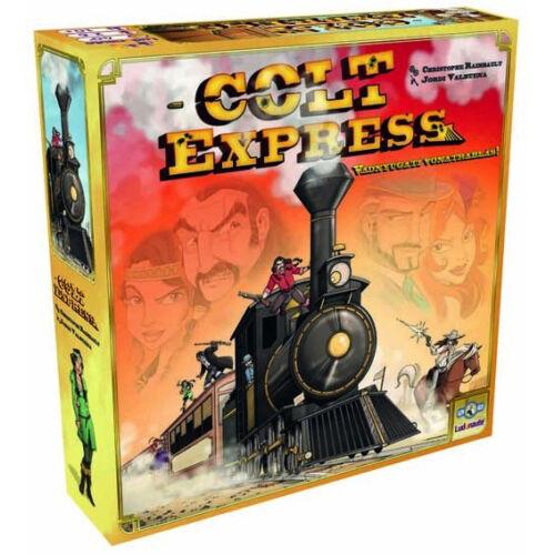 Colt Express - magyar kiadás