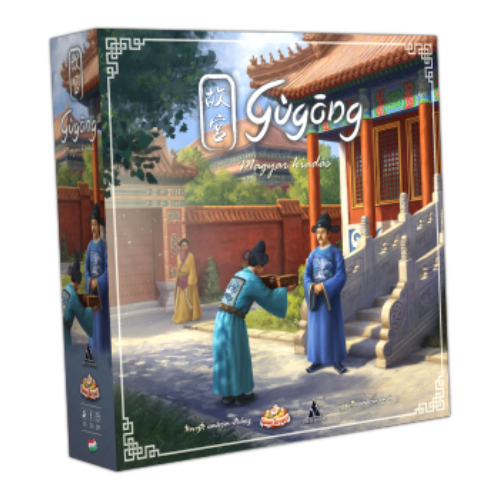gugong társasjáték