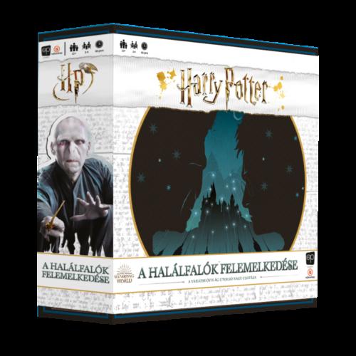 Harry Potter: A halálfalók felemelkedése társasjáték