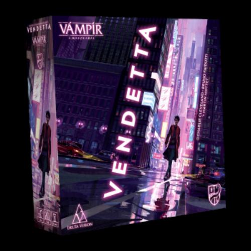 Vendetta - Vámpír a Maszkabál