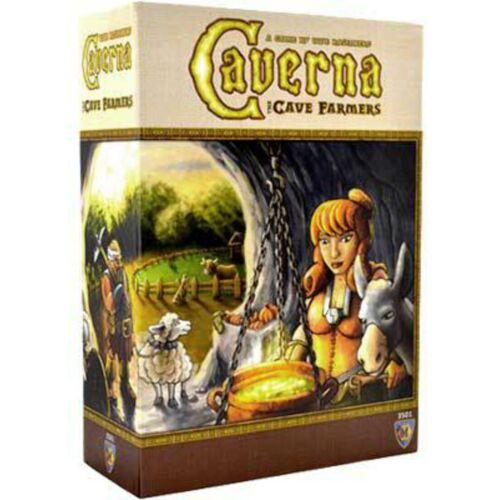 Caverna társasjáték