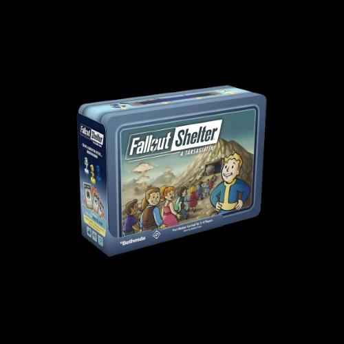 Fallout Shelter: A társasjáték