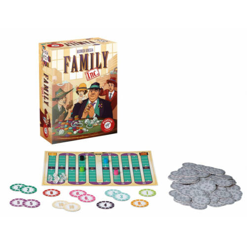 Family Inc. társasjáték