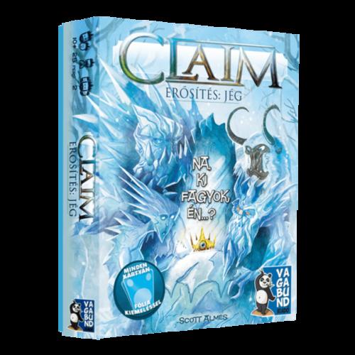 claim jég erősítés