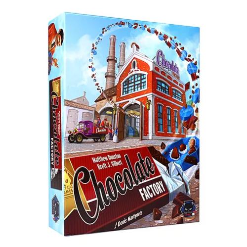 Chocolate Factory társasjáték