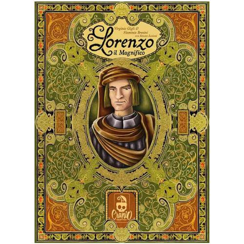 Lorenzo il Magnifico társasjáték