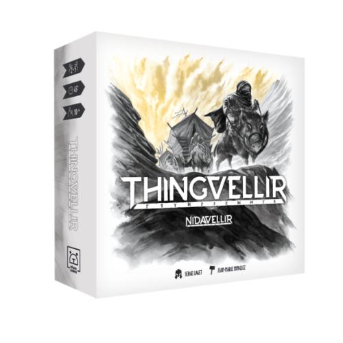 Nidavellir Thingvellir kiegészítő