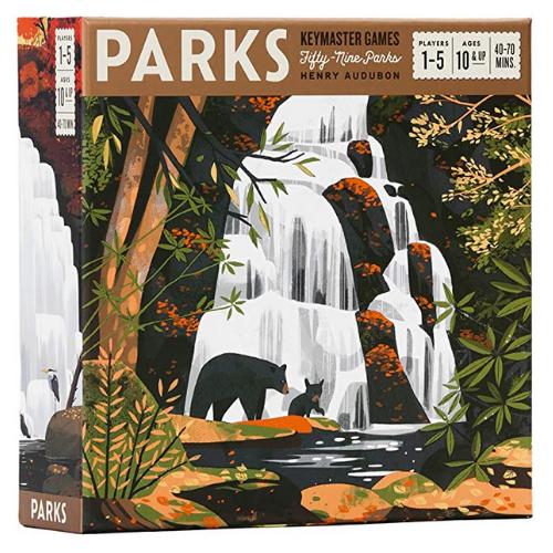 Parks társasjáték