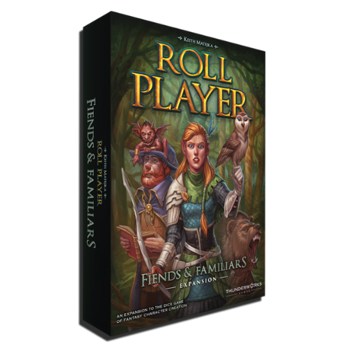 Roll Player Fiends & Familiars