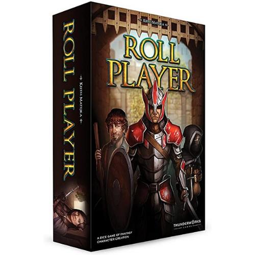 Roll Player társasjáték