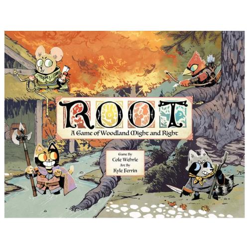root társasjáték
