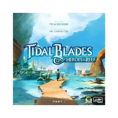 Tidal Blades: Heroes of the Reef társasjáték