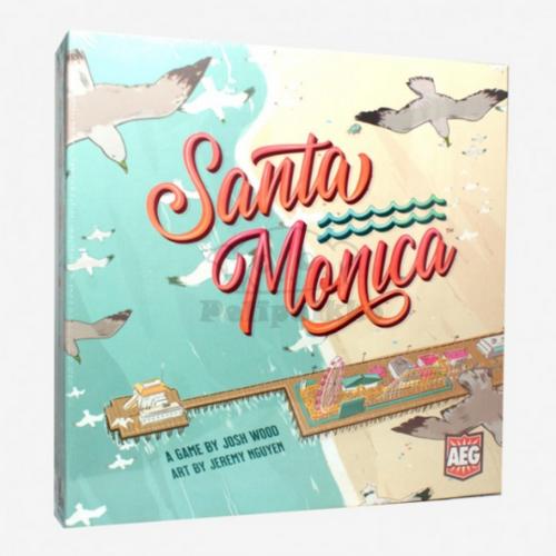 santa monica társasjáték