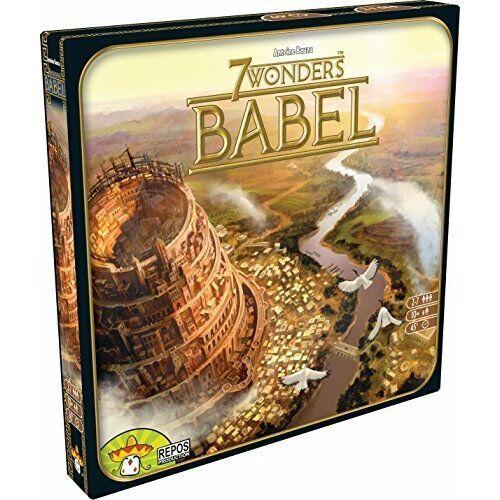7 Csoda: Babel kiegészítő - angol nyelvű