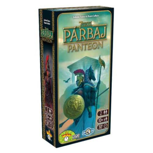 7 Csoda: Párbaj – Panteon kiegészítő (magyar)