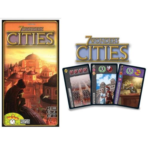 7 Csoda: Cities kiegészítő - angol nyelvű