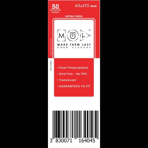 MTL 63x175 mm premium kártyavédő