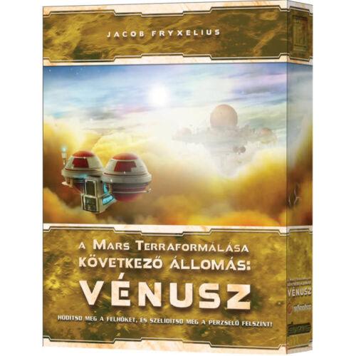 A Mars Terraformálása: Következő Állomás: Vénusz kiegészítő