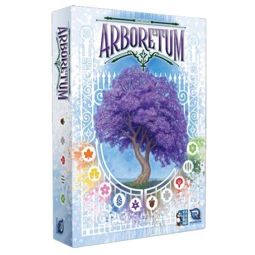 Arboretum társasjáték