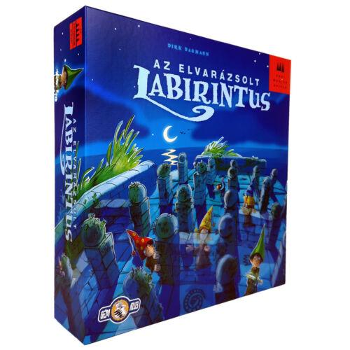 Az elvarázsolt labirintus társasjáték