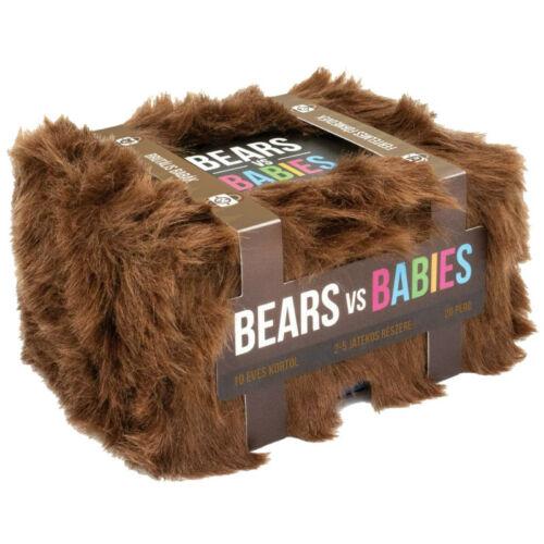 Bears vs Babies társasjáték