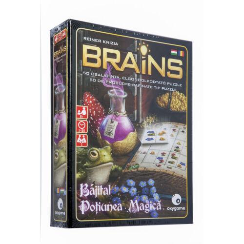 Brains: Bájital logikai játék