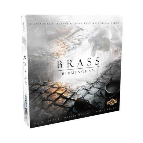 Brass: Birmingham társasjáték (magyar kiadás)
