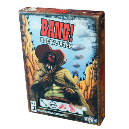 BANG! A Kockajáték társasjáték