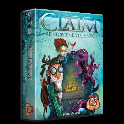 Claim: Reinforcements – Magic kiegészítő - angol nyelvű