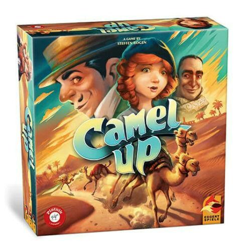 Camel Up 2.0 társasjáték