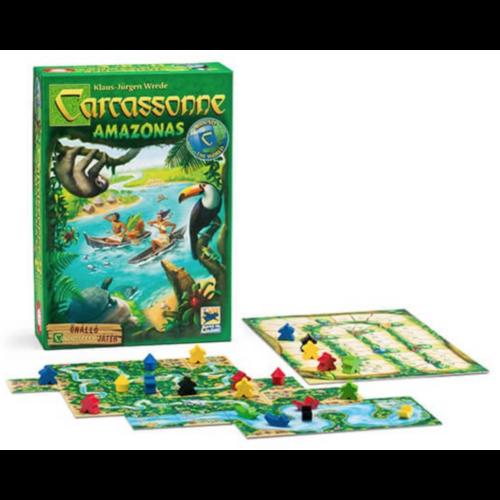 Carcassonne: Amazonas társasjáték