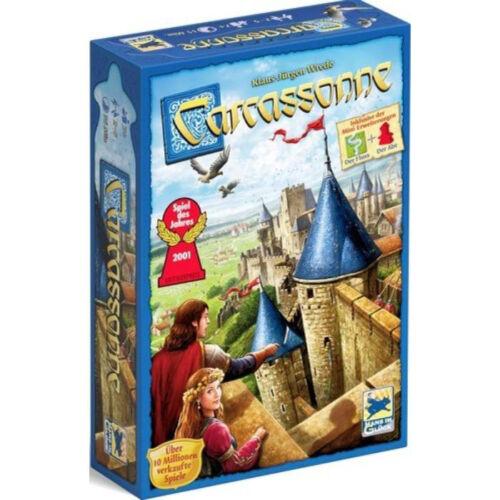 Carcassonne társasjáték