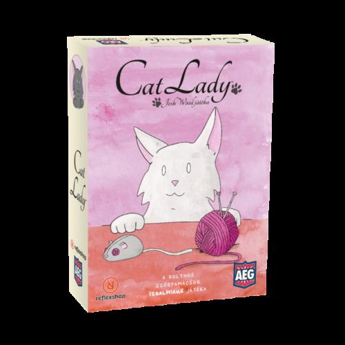 Cat Lady társasjáték