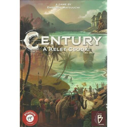 Century: A Kelet Csodái - Century sorozat 2. rész társasjáték
