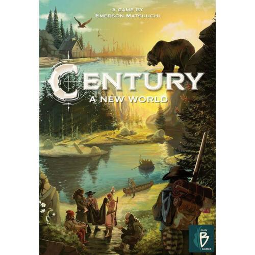 Century: Új világ - Century sorozat 3. rész társasjáték