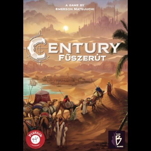 Century: Fűszerút - Century sorozat 1. rész társasjáték