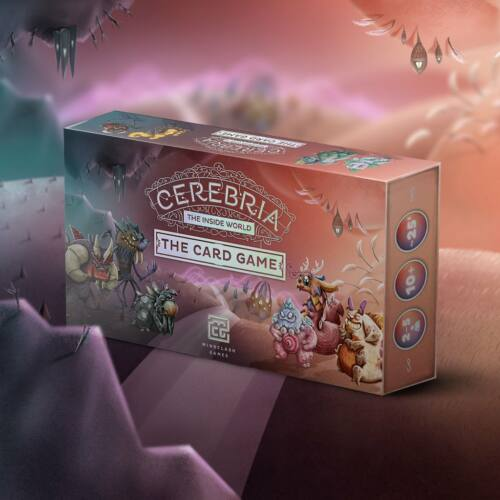 Cerebria: The Card Game társasjáték