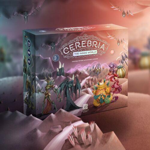 Cerebria: The Inside World társasjáték