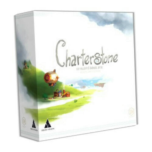 Charterstone - stratégiai társasjáték