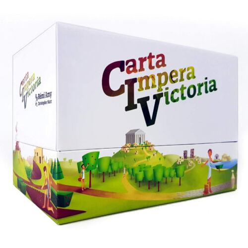 CIV: Carta Impera Victoria társasjáték